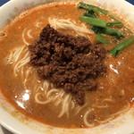 龍鳳 - ひき肉坦々麺