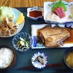 ホテル 小野 - 料理写真:夕食1