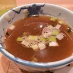 109858638 - わりスープ美味い