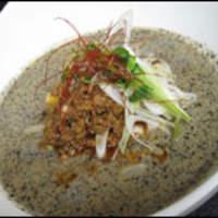 四川担担麺長尾 - 白黒担担麺 ¥750