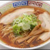 四川担担麺長尾 - 津軽ラーメン(シャモニボ) ¥500