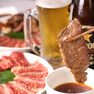 美味しいお肉と厳選米のコンビをご提供!