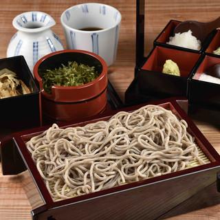 北海道産のこだわり蕎麦粉