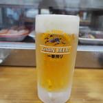 丹倉 - 生ビール