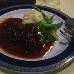 ラガッツォ - 牛ほほ肉の煮込み