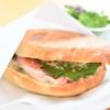 パンとエスプレッソと自由形 - 料理写真:パニーニャ