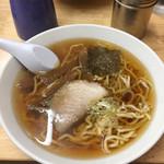 谷ラーメン - ラーメン 650円