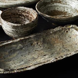 唐津焼陶芸作家「中川自然坊」に由来。伝統工芸品で楽しむ味わい