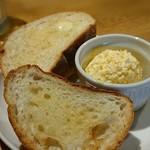 カフェ・ド・フェルム - たまごのトースト