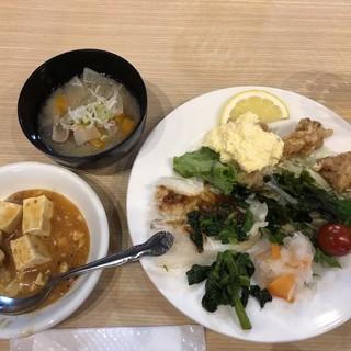 道の駅 松山 - 料理写真: