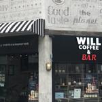 ウィルコーヒー - 外観