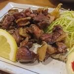 房 - 宮崎炭火焼き地鶏
