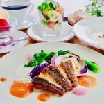 フランス料理 Arum - 料理写真:ランチ限定1,800円【Aコース】
