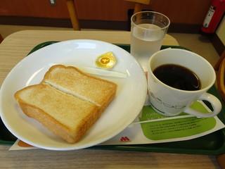 モスバーガー - 朝モストーストセット