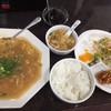 中国料理 安記 - 料理写真:広東風カニ玉定食780円