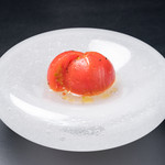 フルーツトマトのお浸し