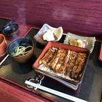 うなぎの川幸 - 料理写真: