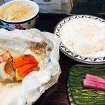 みなかみツェルト - 料理写真:谷川茸の包み焼