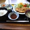 大正閣 - 料理写真:カツ定食