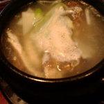 韓国家庭の味 いなか家 - ソウロンタン