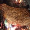レストラン ブー - 料理写真:2019年6月、薪焼き始まりました。横浜で唯一薪を作っている薪職人さんが2年乾燥させた薪(2年乾燥は希少です)を使います 今はケヤキ。 強い炎で外はカリッと、中はジューシー、おまけに燻香もついて美味しい事だらけです。