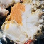 扇鮨 - ホクホク食感の内子