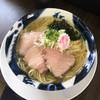 中華そば 上々 - 料理写真:中華そば 塩 大盛 850円