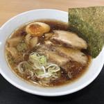 109903258 - 生姜醤油チャーシュー麺 ¥900