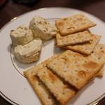 日本酒&ワイン toi - 奈良漬クリームチーズ
