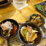 日本酒食堂SO-KEN - 別サイドから