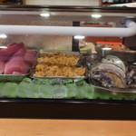 叶寿司 - うにがいっぱい