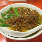 味仙 - 料理写真:台湾ラーメン630円