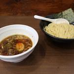 中華そば ふうみどう - 料理写真:つけ麺