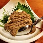 せんざん - 蟹味噌