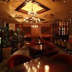 チーズ&BBQビアガーデン なんば湊町リバーカフェ - 50~70名貸切パーティできます。