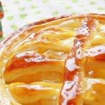 カイザーケルン - ふんわり甘いリンゴのコンポートとサクサクのパイのアップルパイ6号2100円(税込)