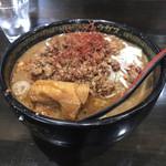 トラガス - 四川風みそ担々麺!