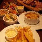 The Shake & Chips Tokyo -