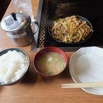 鉄板料理ふうか - 料理写真: