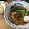 ベリー - 料理写真:本日の日替り(担々麺&ミニチャーハン)800円