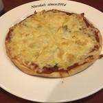 ニコラス - ニコラスオリジナルミックスピザ