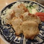 渡辺 - 生姜焼き