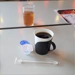 大衆酒場どんどん - ランチコーヒー