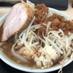 すずき家 - 子豚ラーメン750円・味玉無料トッピング