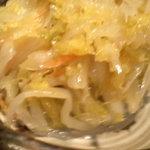 10994662 - 酢漬け白菜♪