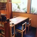 OFUKURO酒場 タンポポ - テーブル席