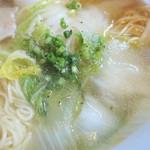 ラグマンニセンジュウヨン - 白菜等