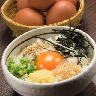 【こだわり】当店はとにかく卵にこだわっています!