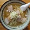 喜一 - 料理写真:日本海藻塩ラーメン(¥600税別)