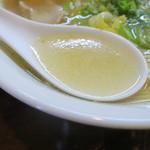 ラグマンニセンジュウヨン - スープ